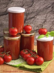 Read more about the article Selbstgemachte Tomatensosse