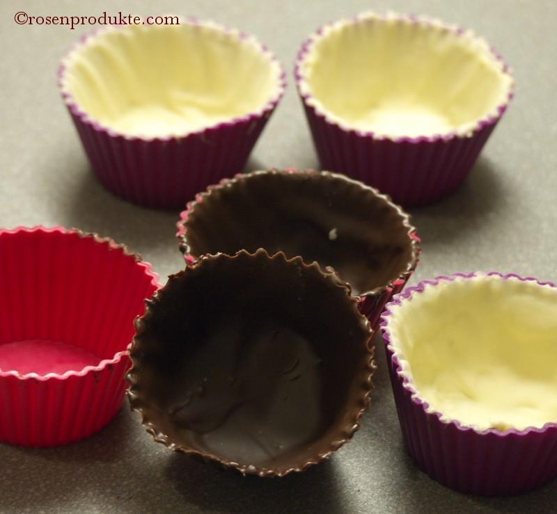 Einfache Schokoladenhohlkörper selber machen