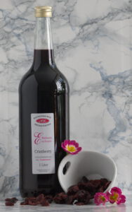1 Liter Cranberry-Balsam-Essig