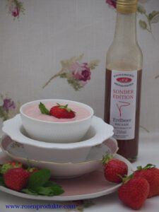 Erdbeer Joghurt einfach und schnell selber machen.