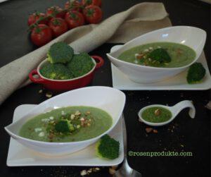 Brokkoli Creme Suppe