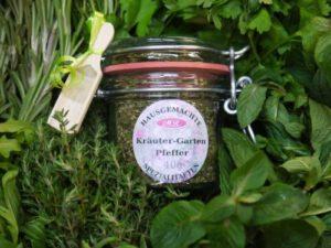 Kraeuter-Garten-Pfeffer  für Brokkoli Creme Suppe