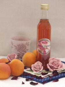 Rosen Marille Balsam Essig für Salatbowl
