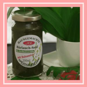 Read more about the article Der beste Bärlauch Senf mit gutem Launepotential