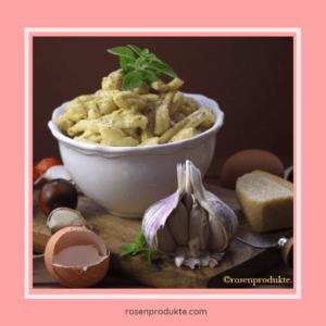 Read more about the article Käse – Nudeln al´a Carbonara: großartig, schnell und einfach.