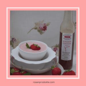Read more about the article Erdbeer Joghurt einfach und schnell selber machen.