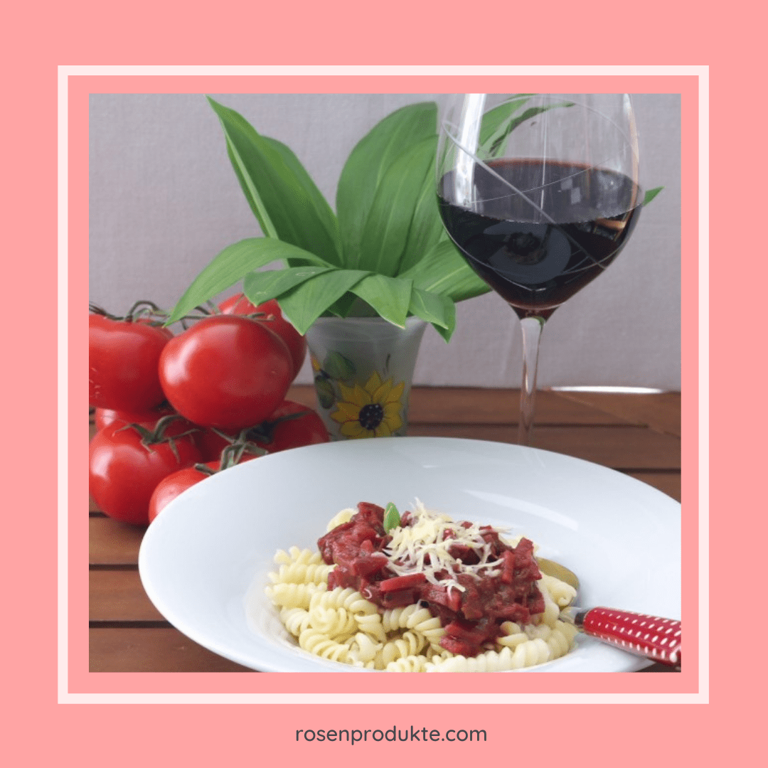 Read more about the article Vegetarische Gemüsebolognese