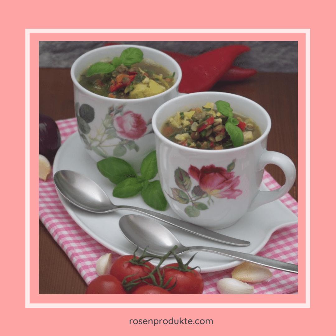 Read more about the article Die herausragendste Eiweiss Suppe für die Fastenzeit