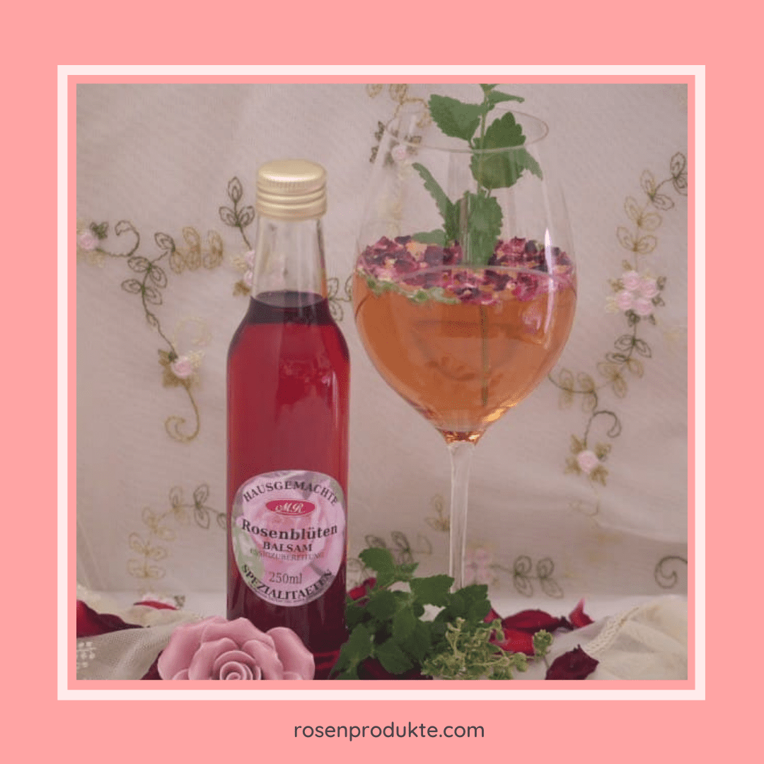 Read more about the article Romativo der allerbeste Rosen Cocktail