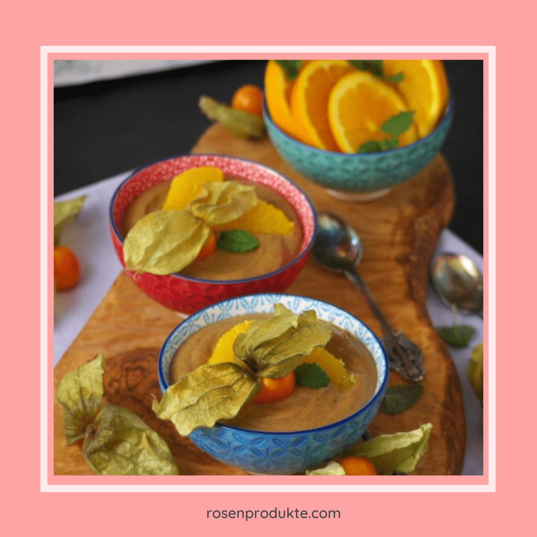 Read more about the article Wie du in 5 Minuten das beste Schoko Dessert mit Avocado zauberst.